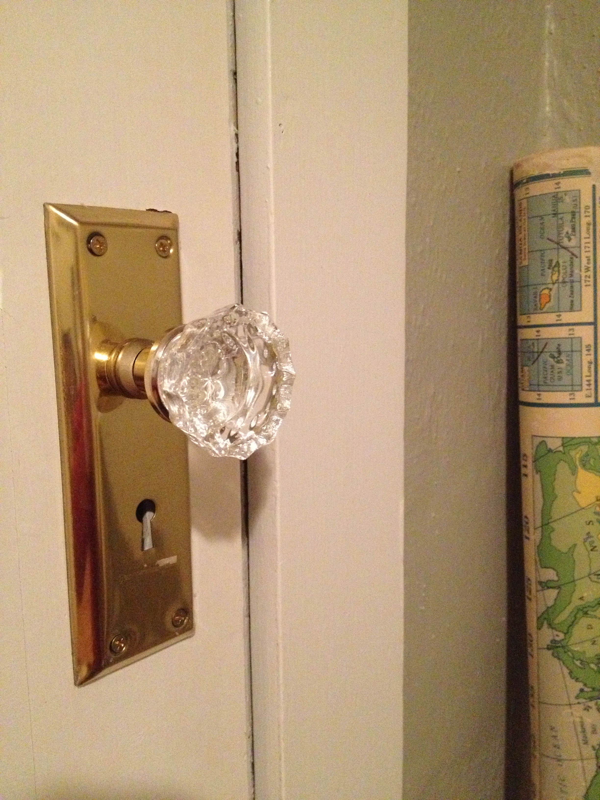 door knobs o bungalow