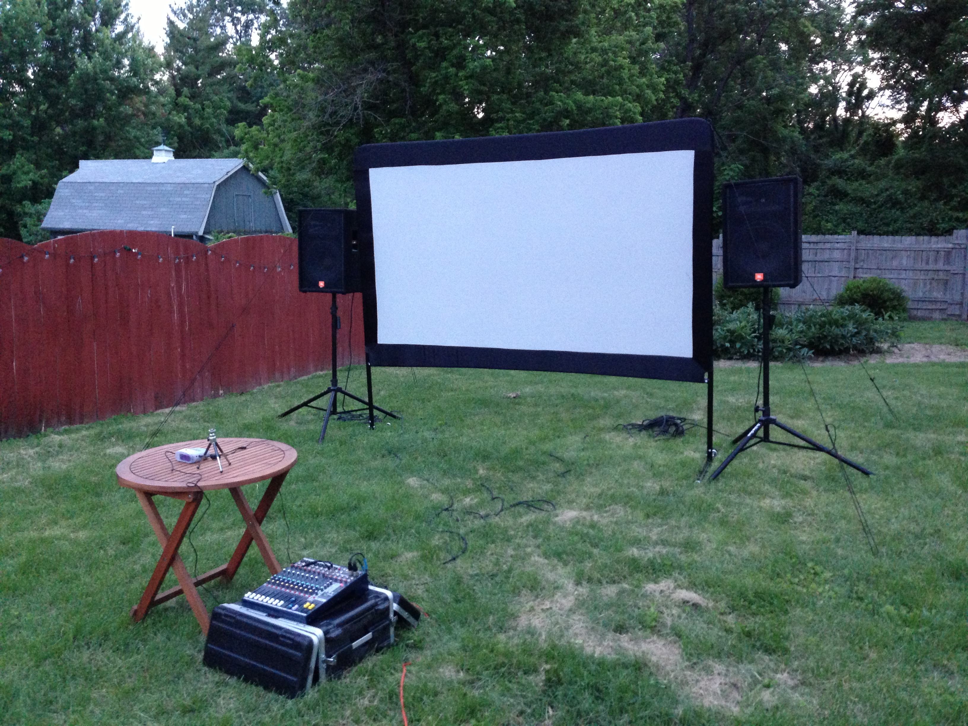 related keywords suggestions for outdoor movie projector